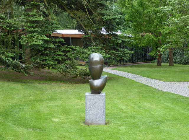 Henry Moore Sculptures at Louisianna