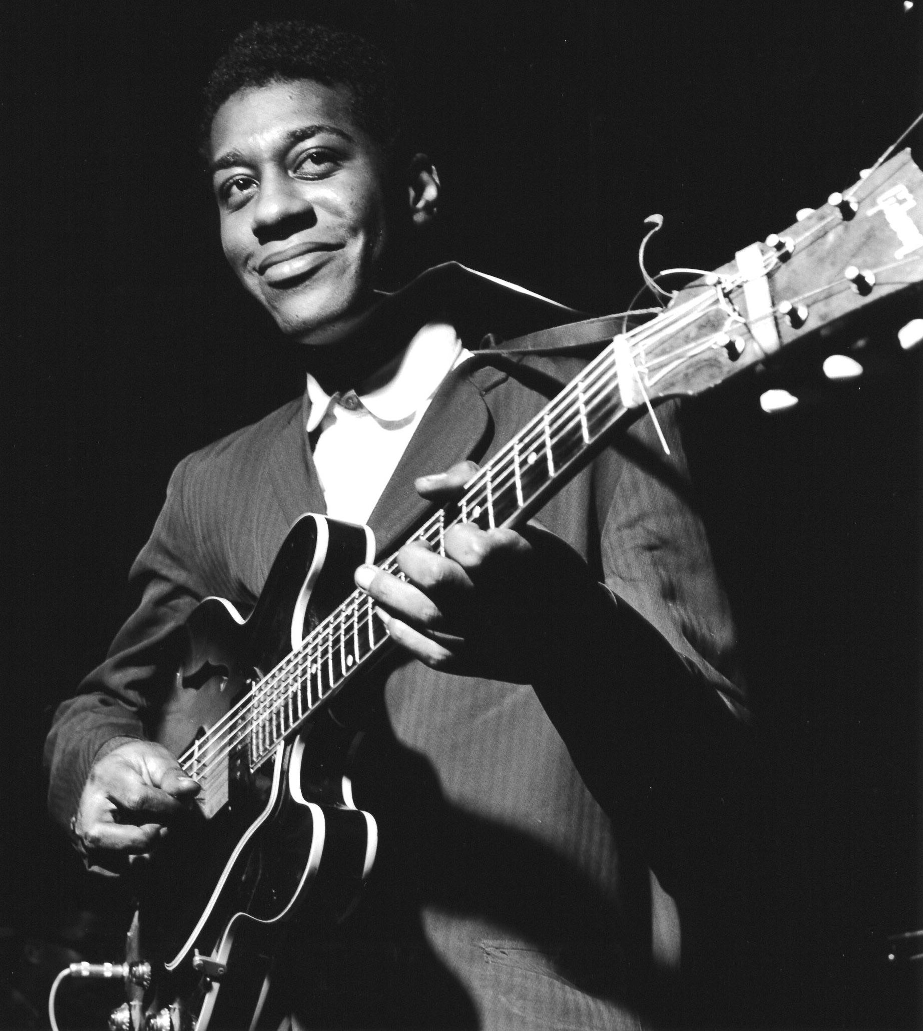 Grant Green in 1961