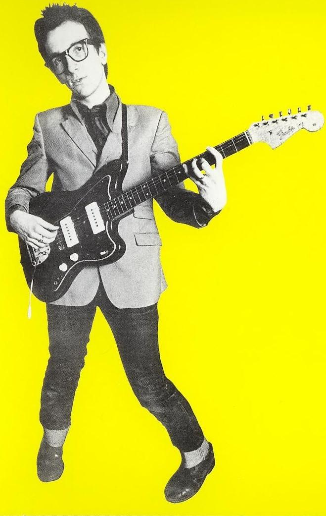 Elvis Costello in 1977