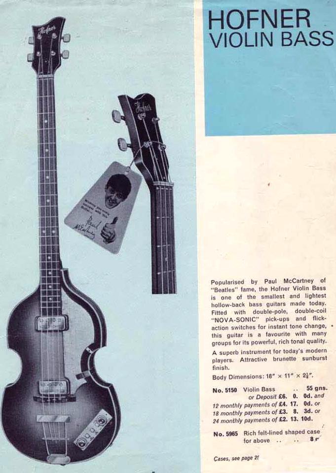 1964 Selmer Catalog