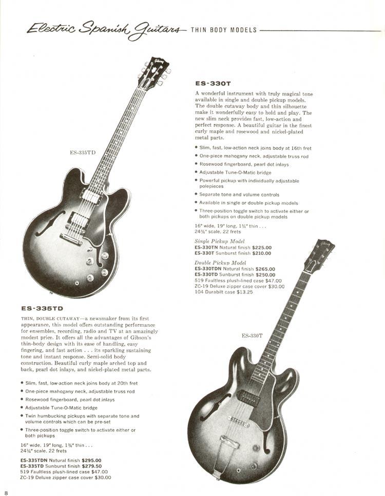 1960Gibson Catalog.