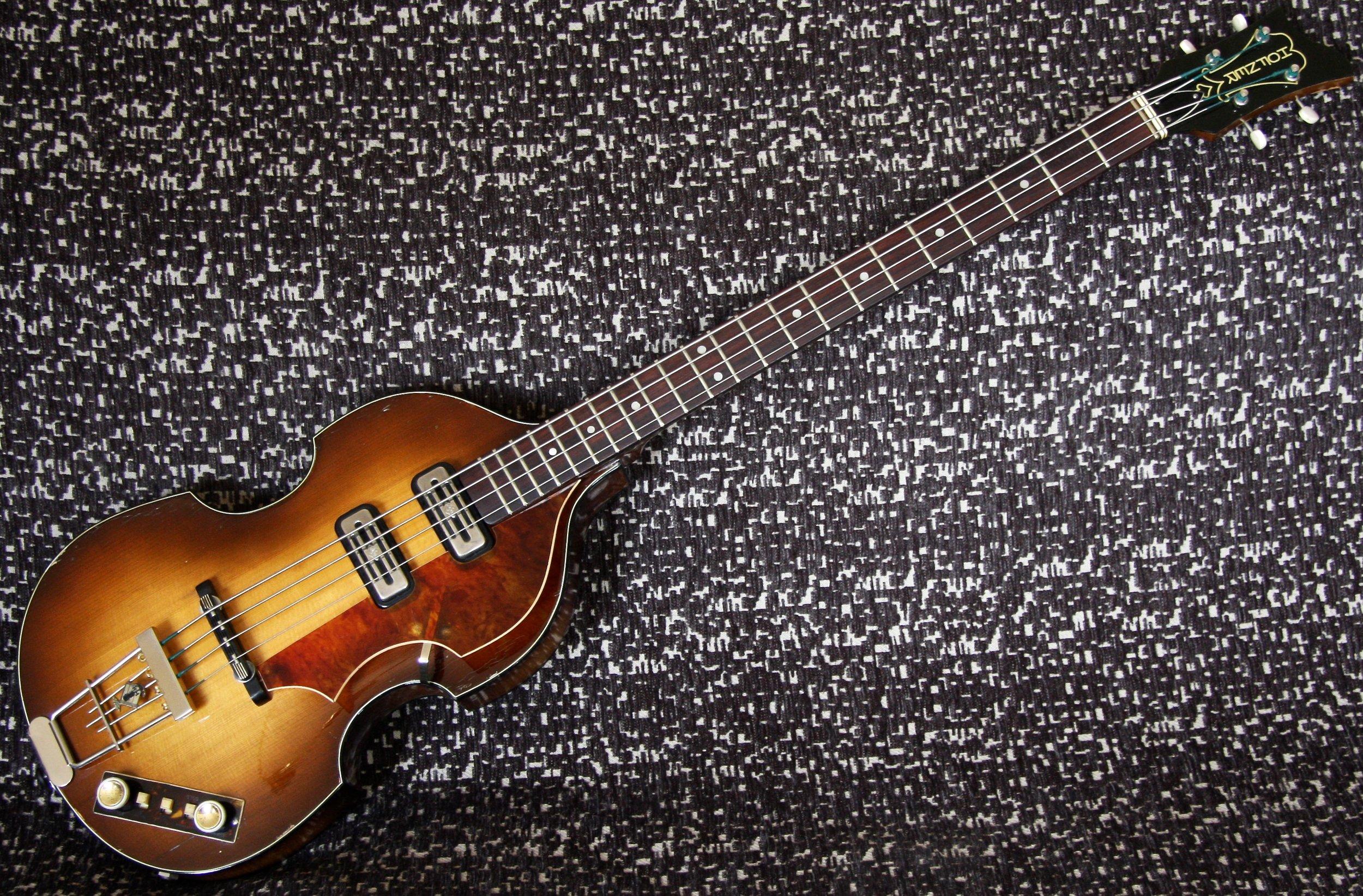 1960 Hofner 500/1