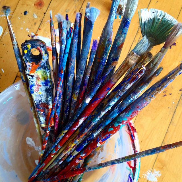 Alan Peckolick's Brushes