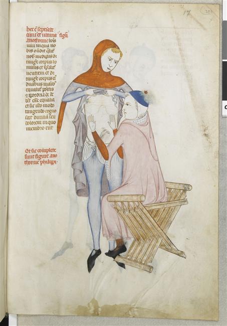 Guy de Pavie, Traite d'Anatomie