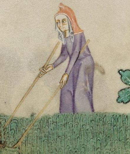 Luttrell Psalter, f172r