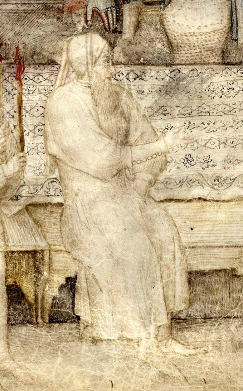 Giron le Courtois (BNF 5243), f18v
