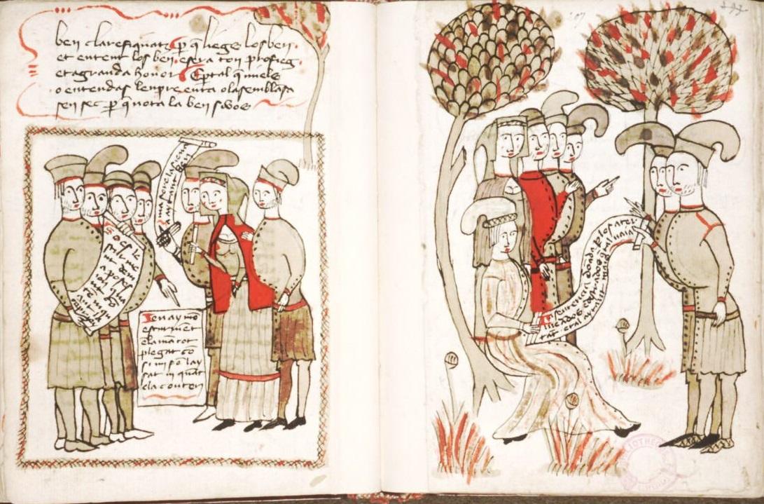 Carpentras MS 327, f206v-207r