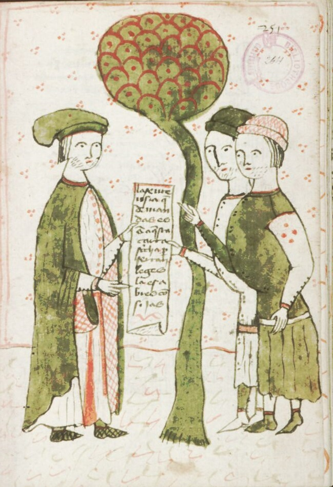 Carpentras MS 327, f264r
