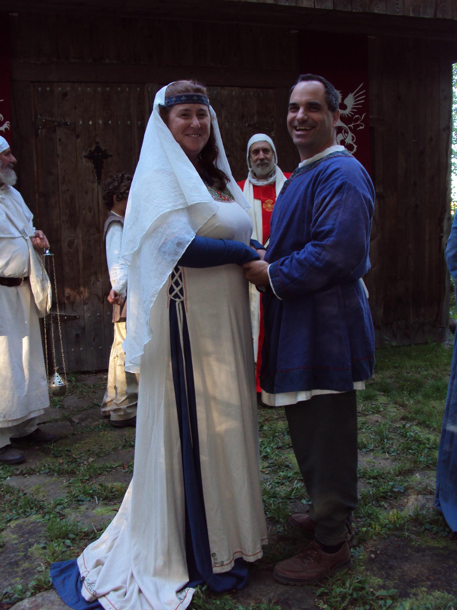 Mariage double à la fête du travail -2009