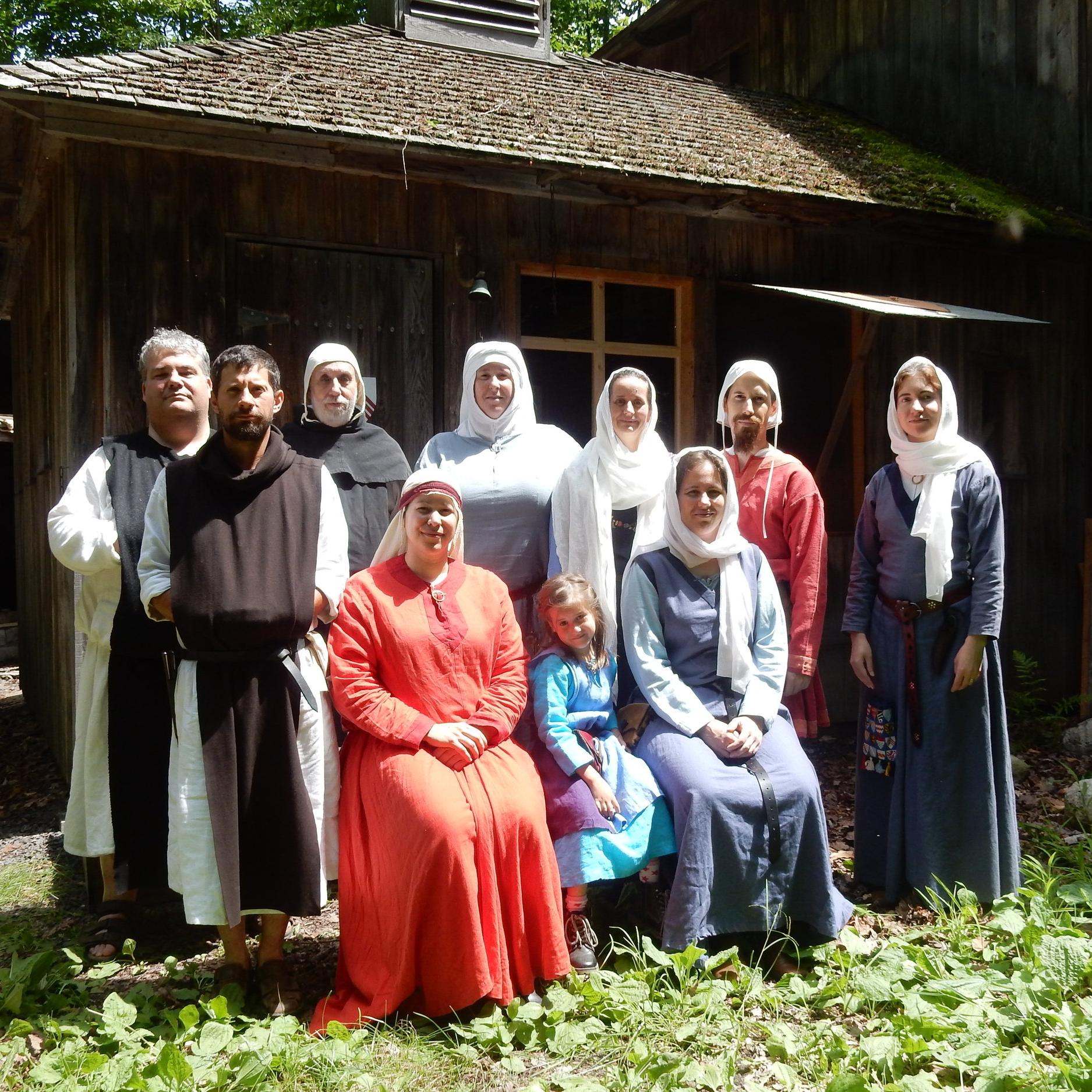 Le groupe d'aix-en-forêt, ÉTÉ 2017