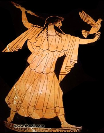 5. Zeus in wool chiton