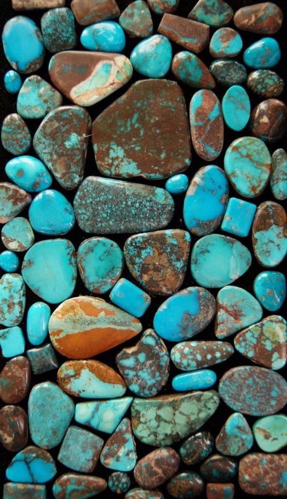 Bisbee Turquoise - Photo via Pinterest