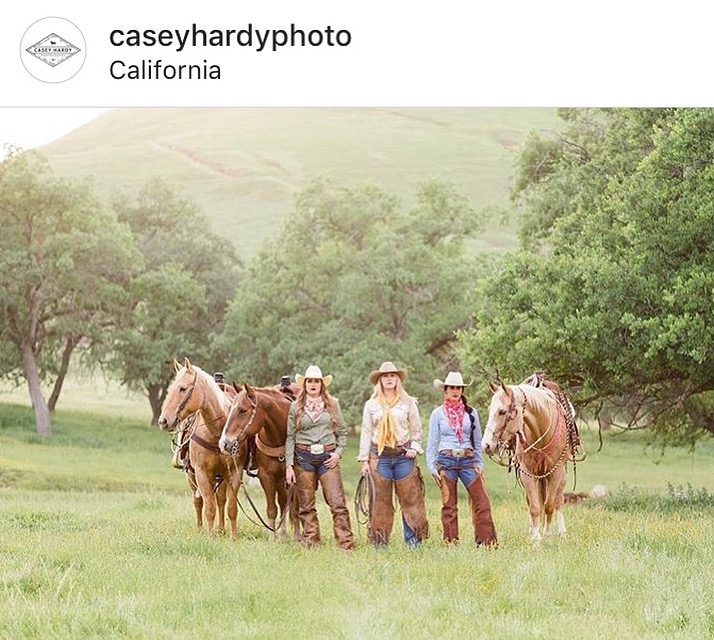 Can't wait to share the rest of the photos from the Buck Wild Rag shoot with Casey Hardy.