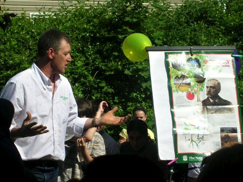 Arbor Day 2007 Radburn School, Fair Lawn, NJ.