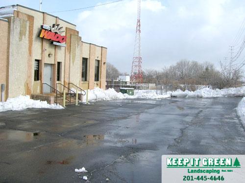 Commercial Snow Plowing,           Carlstadt, Bergen County, NJ 07072