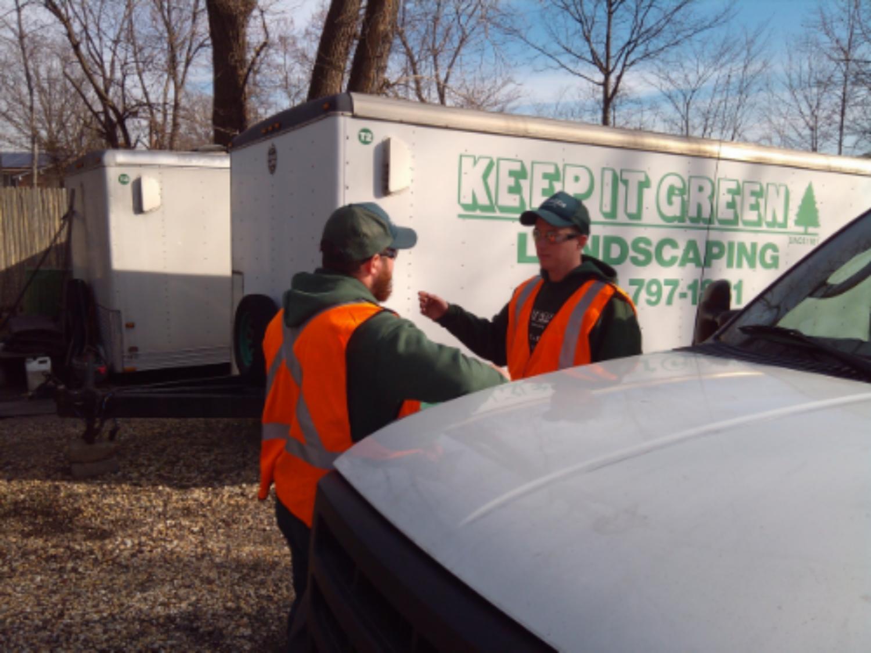 Keep It Green Landscaping Careers Jobs Bergen County Nj