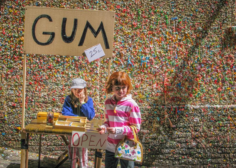 Gum Stall
