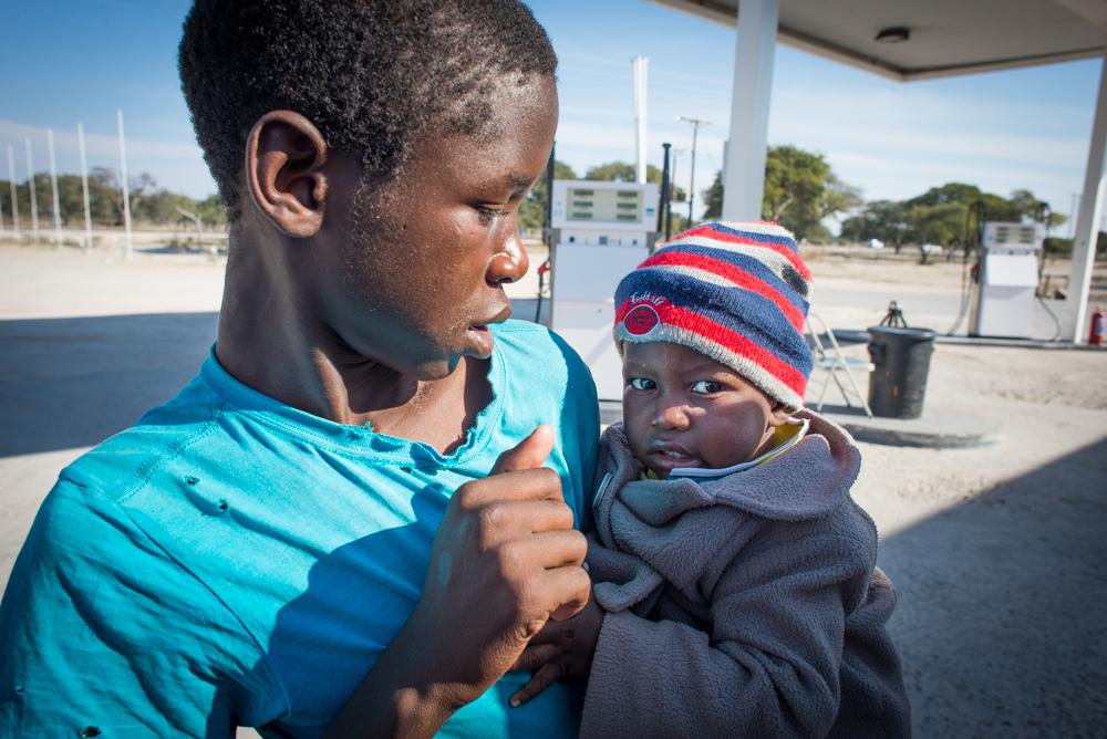 Namibian Kids