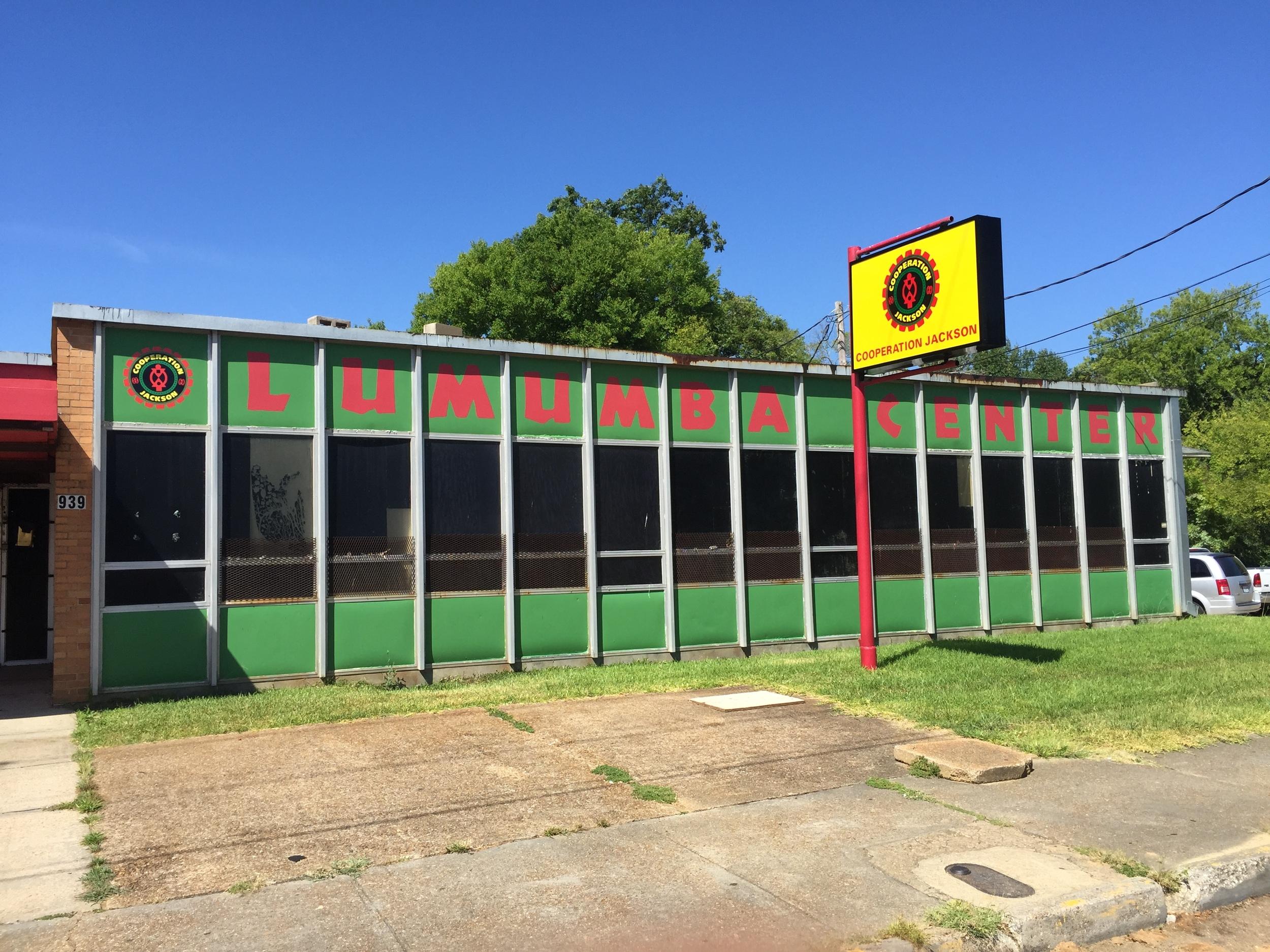 The Lumumba center for economic democracy and development