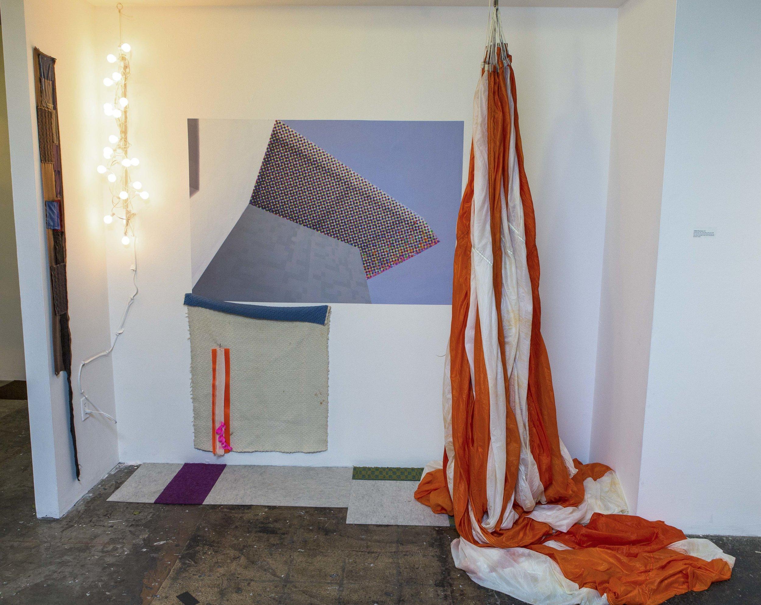 Untitled (parachute)