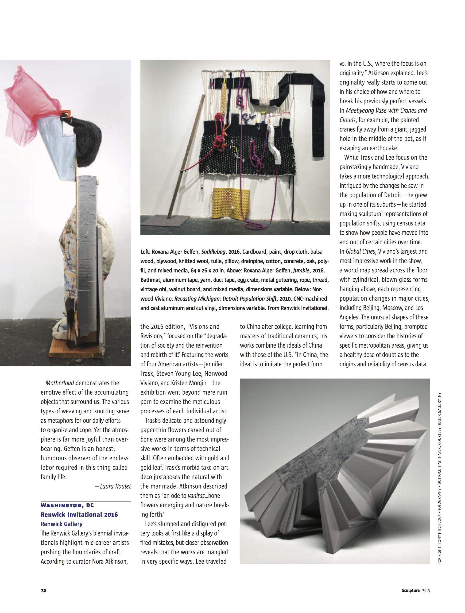 SculptureMagazine.April2017.Reviewp.2