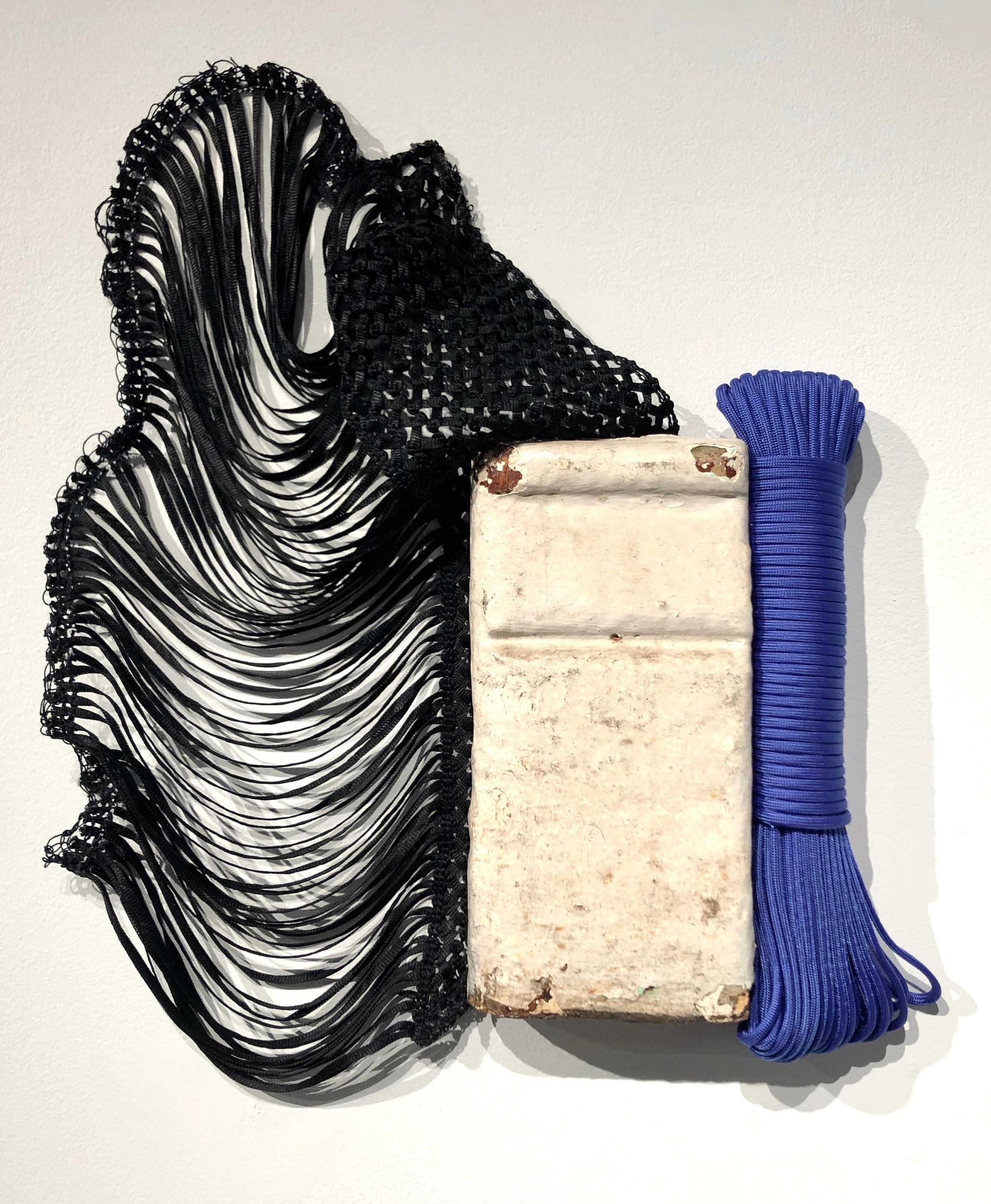 Fringe, Block + Coil,  Roxana Alger Geffen, 2019