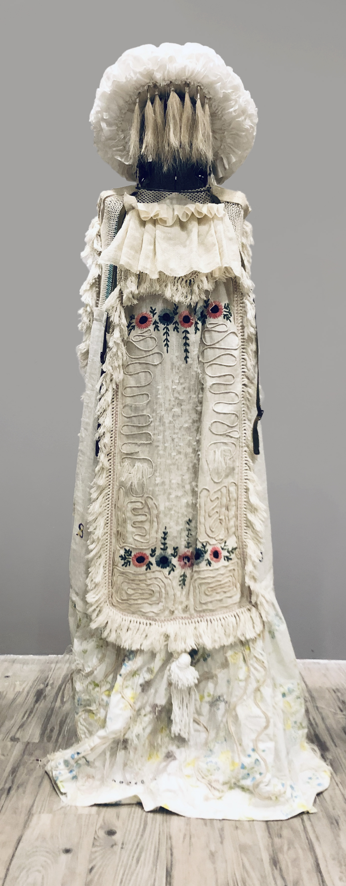 The Genteel Gown of Feminine Blindness, 2019