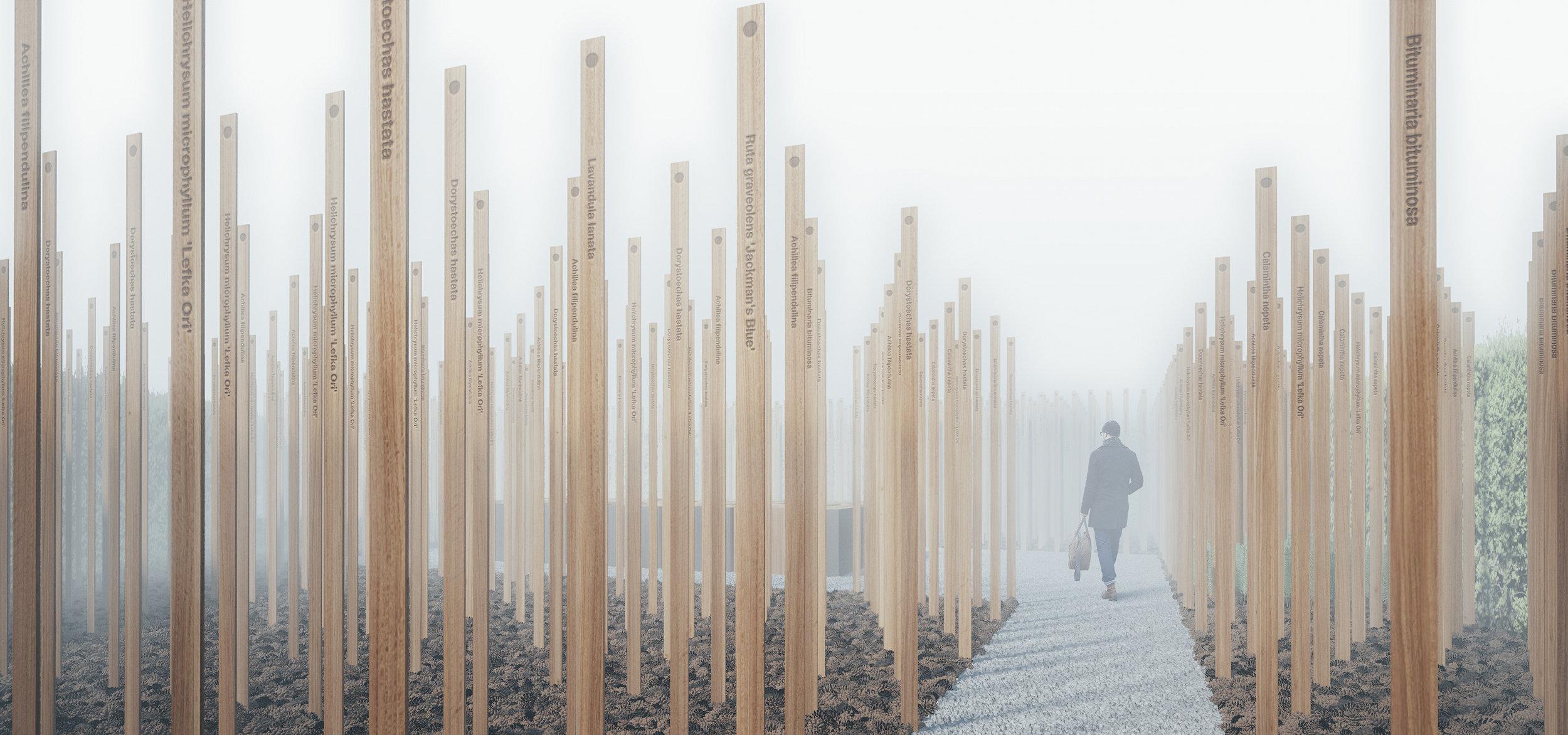 Landscape Collective - Chaumont 2015 .Chaumont-sur-Loire, France