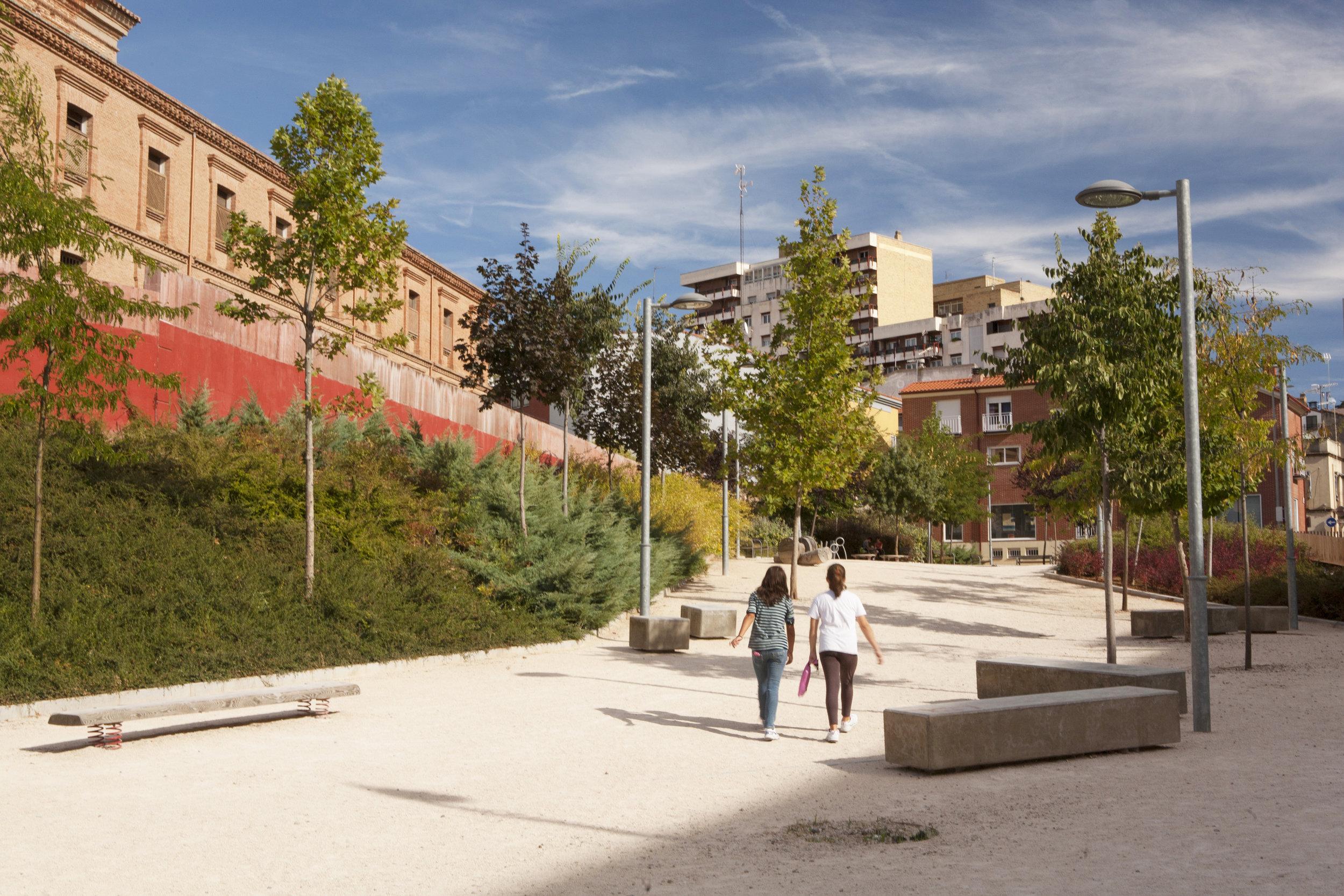 Parque del Carmen. Guadalajara, Spain