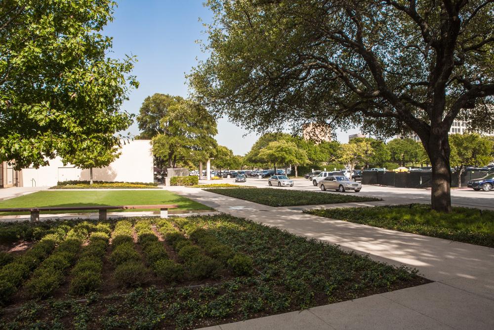 South Garden at NorthPark. Dallas, TX