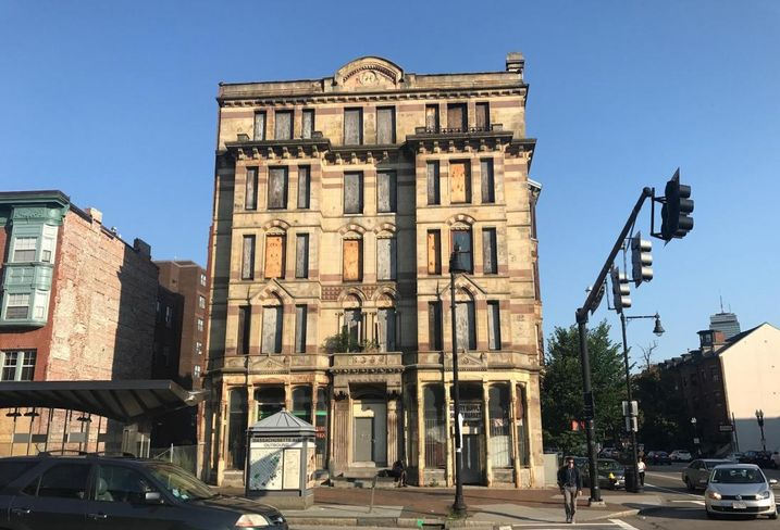 BIZNOW: THE ALEXANDRIA HOTEL ONCE AGAIN HAS A REDEVELOPMENT PROPOSAL - A notoriously dilapidated hotel in the South End has once again found a buyer, and this time it might just stick.