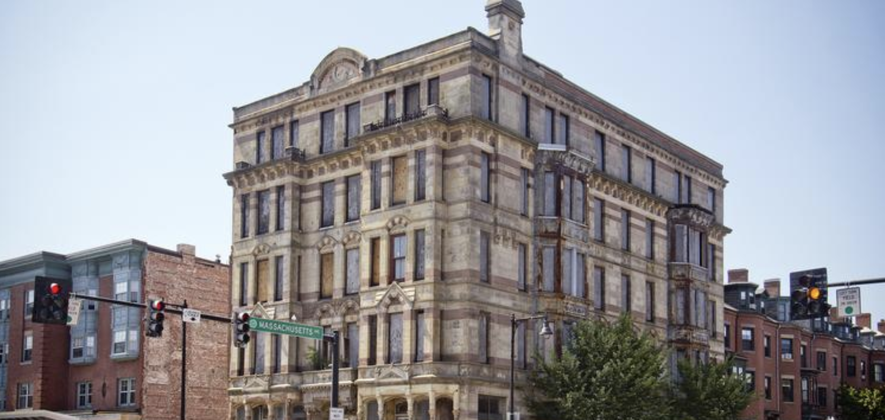NEW PLAN WOULD RESTORE LONG-VACANT ALEXANDRA HOTEL IN BOSTON'S SOUTH END - The Church of Scientology had long planned a renovation of the Alexandra Hotel property into its headquarters. But then it put the former hotel up for sale in 2015.