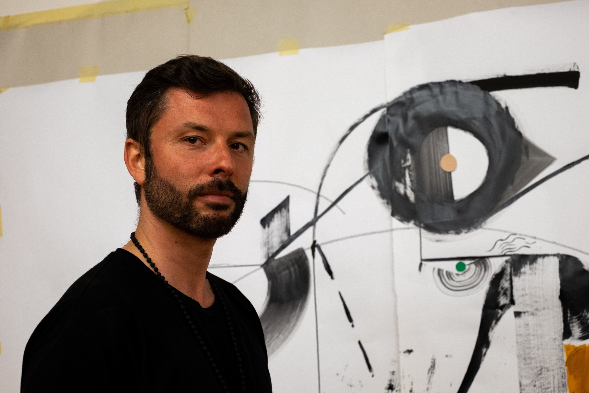 In Conversation: Tomek Sadurski on NAVIGATORS and TIDES - Entering Tomek Sadurski's studio in the heart of Chinatown was like arriving in a separate dimension dominated by the foreboding ring of Russian string orchestras and scent of Palo Santo.