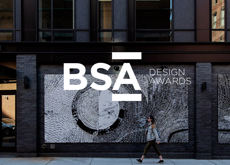 10 Farnsworth Wins BSA Honor Award - The project was honored at the annual 2018 Design Awards Gala on January 17, 2019, where hundreds of industry professionals gathered to celebrate award winners across a series of categories.