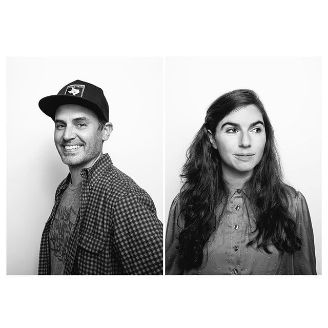I'm such a big fan of @bonappetitmag and their YouTube channel so I was psyched to get to sit in on the conversation between @andrewoknowlton and @juliakramer and take their portraits for the @tribeza Food Issue.