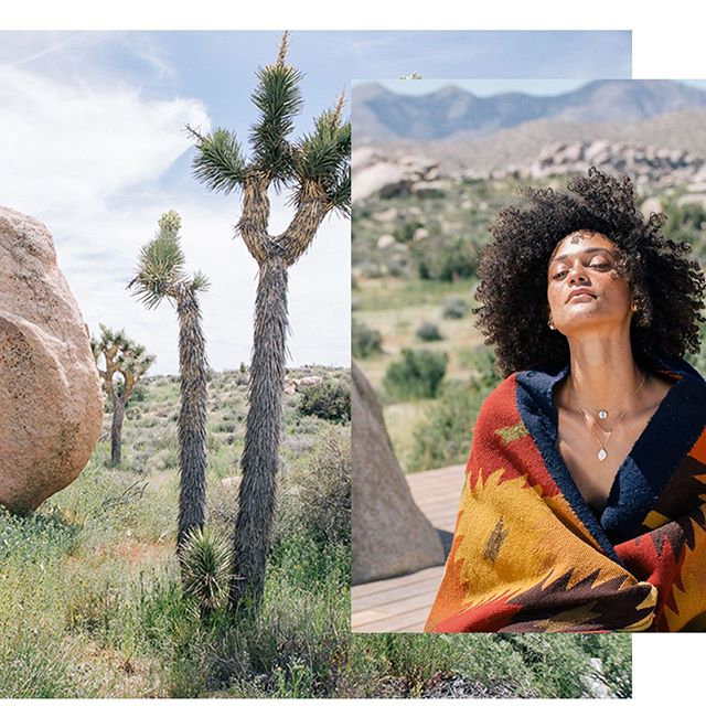 The Noonday Fall 19 catalog is out today! So excited about the photos we shot out in Joshua Tree. I'm so grateful to get to work with such a talented, fun, hardworking team. Always such a blast shooting with  @noondaycollection