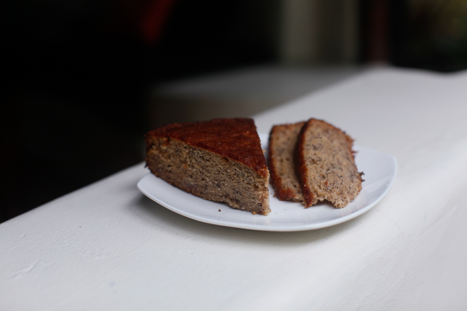 Banana bread. Perfect with your morning coffee.