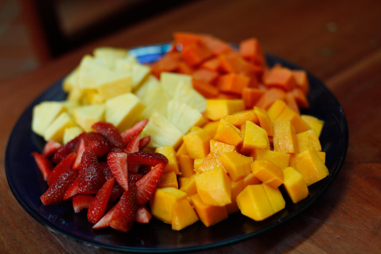 Tropical treats