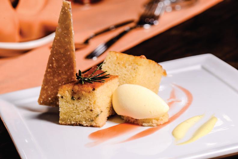 The Dessert Course