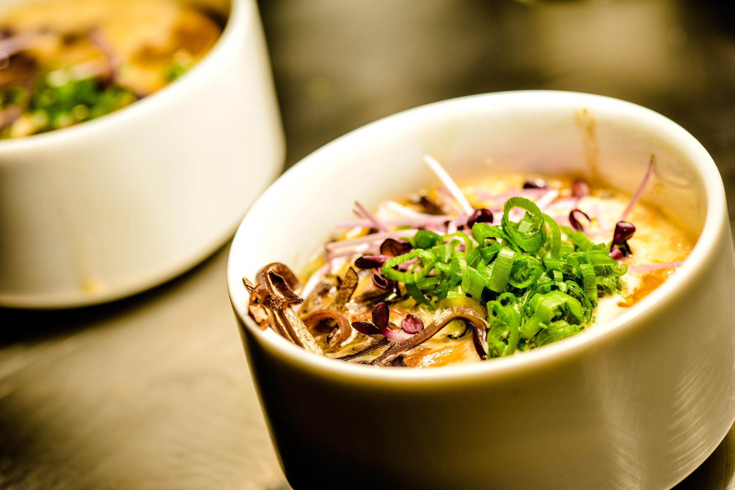 Vegetarian Ramen Bowl