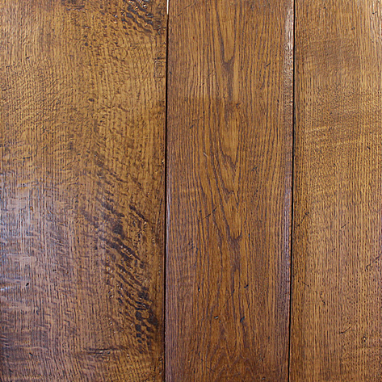 Hand-Crafted Oak, Tung Oil Finish