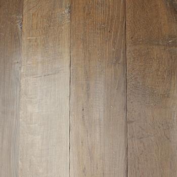 Weathered, Wide-Plank Oak