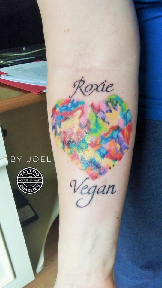 Tattoo Charlie's Vegan Tattoo Louisville Kentucy
