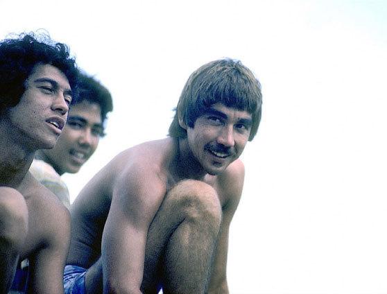 Summertime at Ala Moana, Herbie Titcomb, Brother Kit | Steve Wilkings | 1972