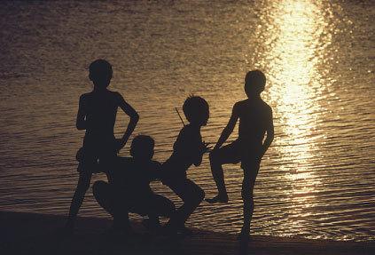Children of Bali | Dana Edmunds | 1975