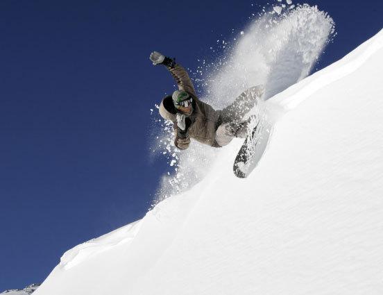 Mt. Bachelor frozen wave | Andy Tullis