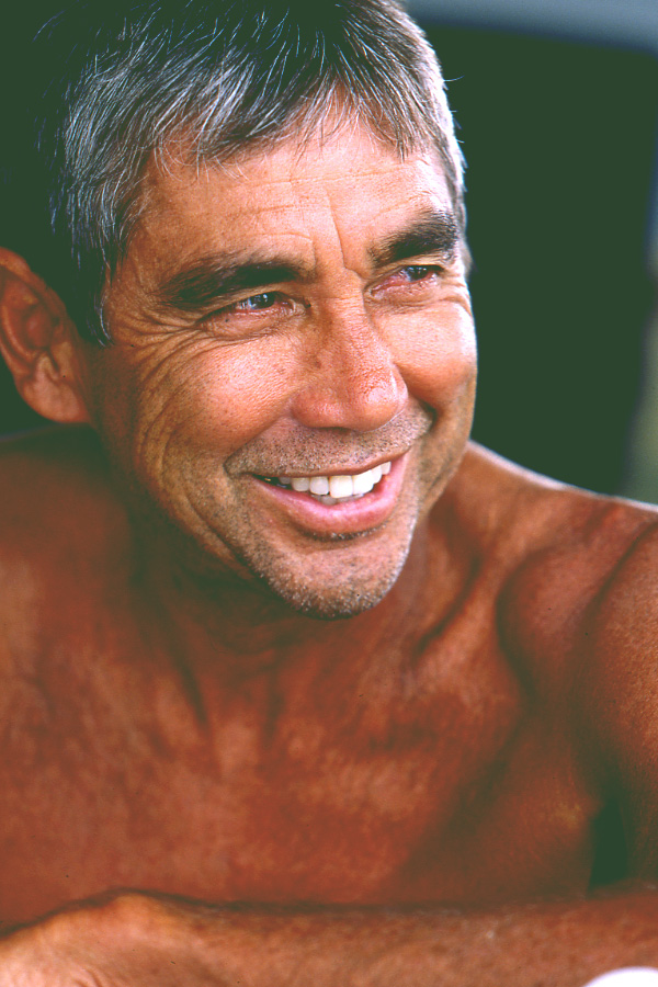 Surfing is a deeply wonderful thing - anytime, anywhere and any way. - Growing up in the extraordinary place that was Hawai'i in the 1950s and 1960s. Playing a part in the shortboard revolution of the late 1960s and early 1970s. Living the dream in the Country before it was ever called the North Shore. Experiencing the awe, fear and ultimate satisfaction of finding the tube in the early days at the Pipeline. Traveling for surf throughout the world: to the original surf camp at G-Land, the exotic islands off Sumatra and especially to the magic island of Bali, Indonesia - before it became a popular surf destination. Experiencing the beginnings of windsurfing on Maui, the early years of snowboarding and tow-in surfing at Jaws.But it is the people that surfing molds into truly unique individuals, each with his own special story, that stand out. Many of these surfers who helped create the surfing world of today are unknown for their contributions, or are already forgotten.