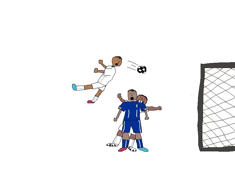 Uruguay 1 - Italy 0
