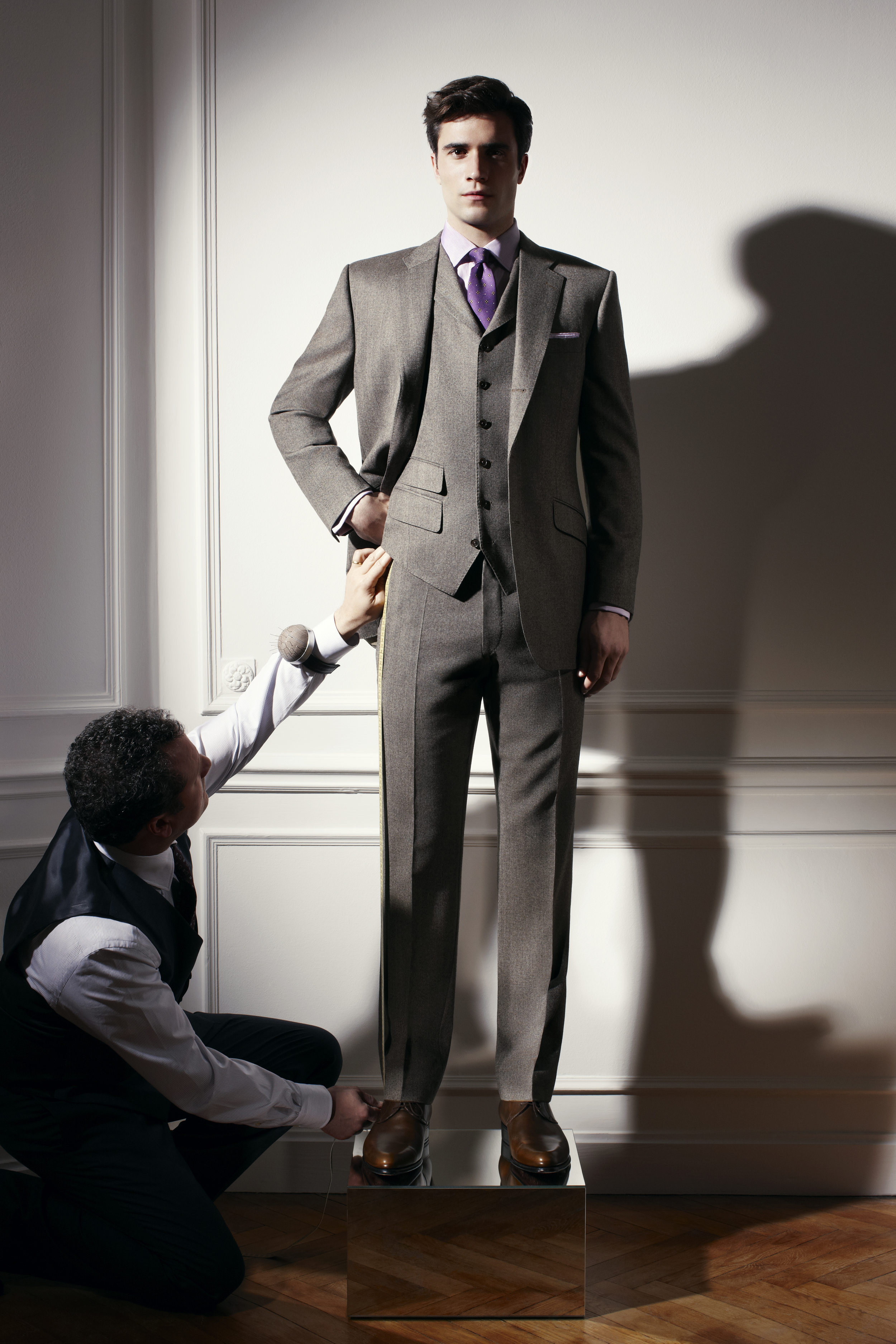 Your Haberdasher Custom Suit