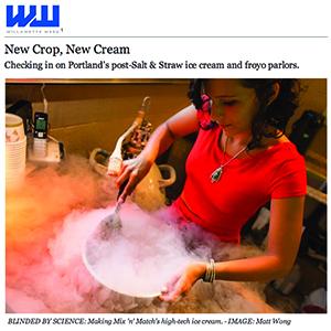 Willamette Week   August 5, 2014